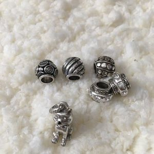 Brighton Multiple Slider Charms